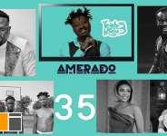 [VIDEO] Amerado hosts Tee Rhyme on Yeete Nsem Episode 35