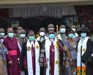 Methodist Church Ghana inaugurates Anaji Estate as a new circuit.