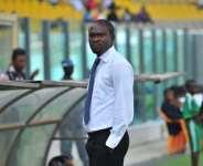 Kotoko Head Coach CK Akonnor