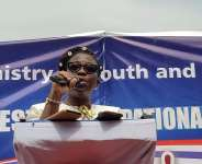 You have chosen the right path—Liberia's Gender Minister tells 15th graduating class of BDOTC