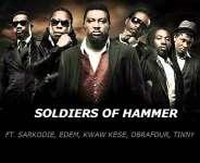 Hammer: A cross cultural Music Producer