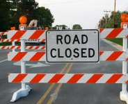 Closure Of The Malam Road Without Attached Reasons