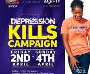 Gospel artiste Akosua Yeboah to launch campaign against depression on April 2