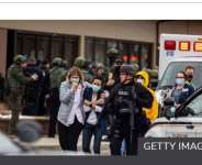 Police officer, 9 others dead in US supermarket shootings