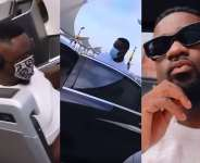 Sarkodie storms UK in grand fashion and style (video)