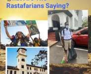 What are the Rastafarians saying?