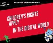 COA calls for gov't support on newly adopted General Comment No.25 (2021) Children's Rights in the Digital Environment