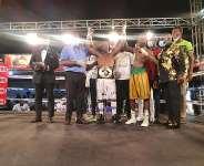 Patel knocks Kisarawe to claim WBO Africa, WBO Global, Commonwealth and IBF Intercontinental titles