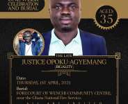 Late Hot FM Sports Journalist BIGALITY to be buried on 1st April