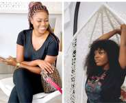 Yvonne Nelson hails the Songstress of the Moment Gyakie