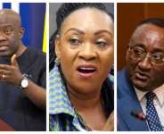 Oppong Nkrumah, Hawa, Akoto Afriyie approved by Majority decision