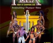 BodyBuilding: Flex Night Of Champions On March 6