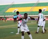 U-20 Afcon: Barnes - Walking in his father's footsteps with Ghana