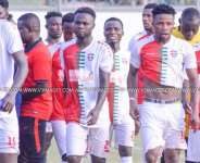 GHPL: Diawisie Taylor nets brace for Karela Utd in 2-1 comeback win against Aduana Stars