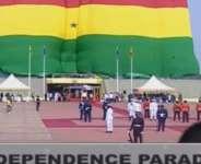 Ghana@64: Parade held at Flagstaff House