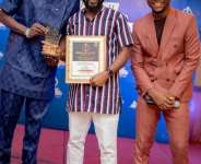 Selected Nigerians Honoured At Youth Achievers Award Held In Lagos