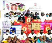 Ghana Rugby Boss Herbert Mensah grateful to Pragati Group