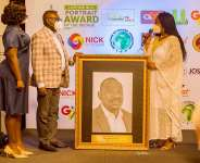 James Kwofie awarded Innovative Managing Director of the Decade