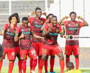 GHPL: Kotoko goes top of league table after 2-0 win against Berekum Chelsea