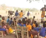 Zebilla: Fighting snakes, animals to learn under trees — The struggles of pupils of Asobelaga Anglican Primary