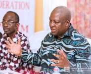 Mahama didn't lose so nothing disqualifies him from running again – Asiedu Nketia