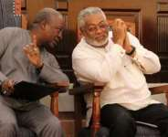Mahama shouldn't have mismanaged Rawlings by listening to Kufuor—Moshake