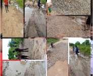 Assembly Members, residents appeal to Nana Addo to fix Akatsi,Zemu to Agormor Road