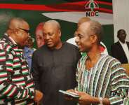 Mahama's anti-corruption, tolerance, free speech credentials not been surpassed by any govt  – Asiedu Nketia