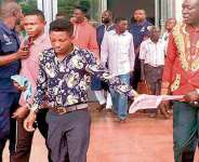 Kumasi Kidnappers planned to buy guns