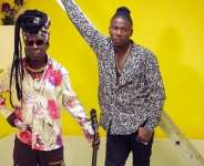 Stonebwoy Features Kojo Antwi On 'Anloga Junction' Album