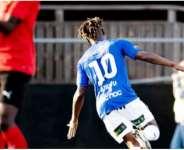 Striker Fatawu Safiu scores as Trelleborgs share spoils with Vasalunds