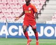 Kamal Deen Sulemana scores to help FC Nordsjaelland earn point from FC Copenhagen clash