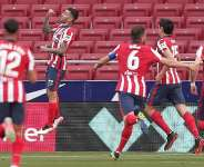 Correa (Atletico Madrid)  Image credit: Getty Images