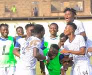 GHPL: Berekum Chelsea comes from behind to defeat Ebusua Dwarfs 2-1