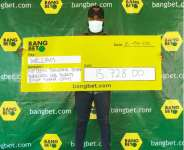 Bangbet makes history with biggest odds bet won in 2021
