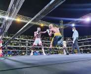 'James Town Fight Night' (Road To Glory) lives up to expectation as young boxers put up classic show