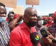 We want our lands back—Tema Traditional Council bares teeth at Gov't