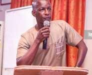 Ghana FA Deputy General Secretary Alex Asante