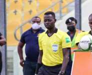 CAF appoints two Ghana referees to officiate match between RS Berkane and  Coton Sport