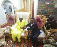 President of DISTINSA calls on National Chief Imam