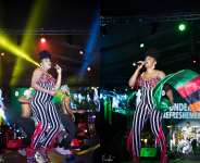 Yemi Alade Rocks Zambia With Easter Concert, Thrills Over 11,000 Fans