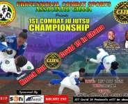 Jujutsu Championship at Fitrip Gym, Dzowulu in Accra on May Day