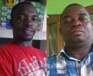 The deceased and AT LARGE! Foster Amankona alias Tee Taller