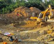 Galamsey fight: Freeze importation of mining equipment – NDC Organizer tells Akufo-Addo