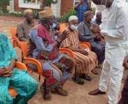 Haruna Iddrisu leads NDC delegation to family of late Dr Sulley Gariba