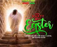 His Resurrection, An Opportunity For Our Correction