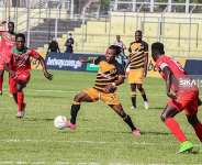 GHPL: Late Umar Bashiru strike earns draw for Karela United in game against Ashgold SC