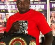 Ebenezer Tetteh KOs Osmanu Haruna to win WBA Pan Africa heavyweight title