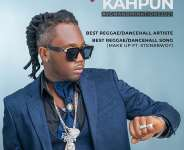 Reggae/Dancehall fans congratulate Kahpun on his two VGMA nominations