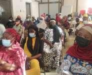 Kumasi: SOS Ghana Hold GREENproject; simulation exercise on training curriculum